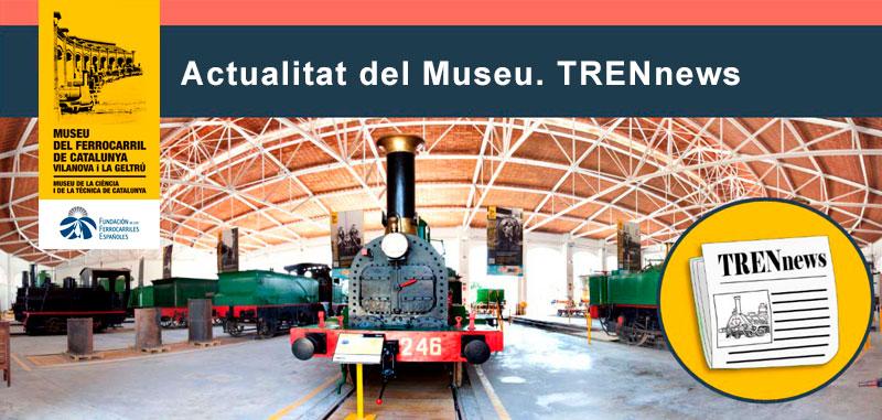 Actualitat del Museu - TRENnews